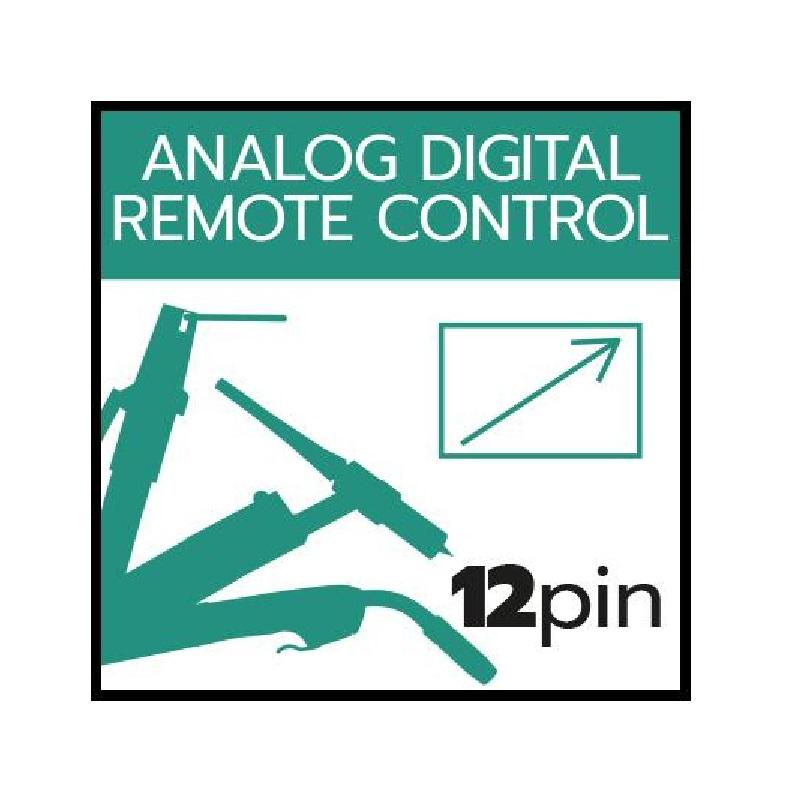 Интерфейс дистанционного управления аналого-цифровой